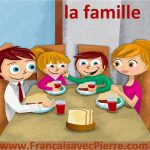 Podcast en français : la famille (niveaux A2, B1)