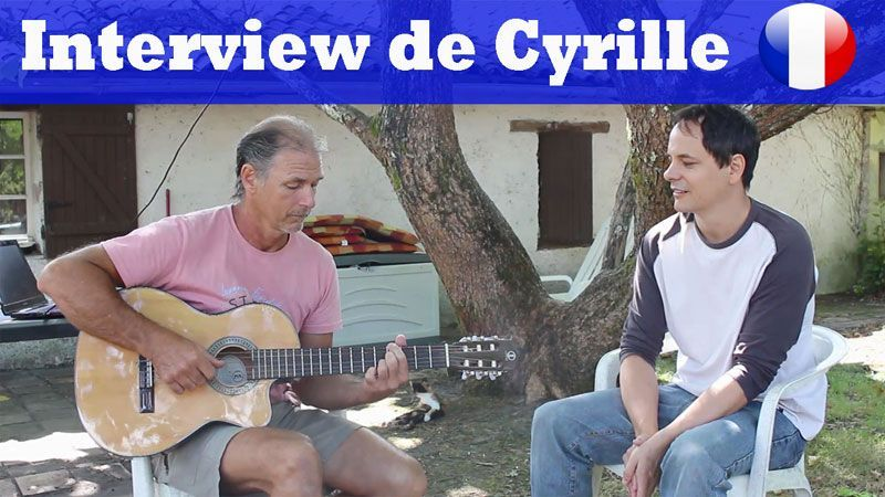 French Podcast Interview Cyrille