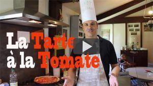 Apprendre le français en cuisinant Tarte à la tomate