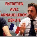 Entretien avec le député Arnaud Leroy