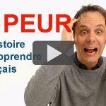 La Peur – Une histoire pour apprendre le français