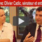 Olivier Cadic, sénateur et entrepreneur