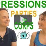 Expressions françaises avec des parties du corps