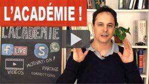 Académie de français