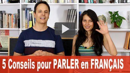 PARLER EN FRANÇAIS